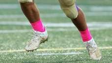 Sayville hosted Westhampton on the turf field on