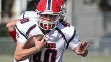 James Napoli of MacArthur cuts back to avoid