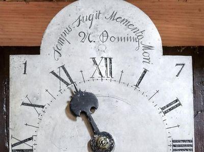 Dominy Clockworks assembled in the Clock Dominy ClockShop