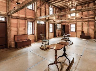 Dominy House restoration