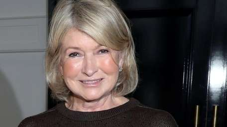 Martha Stewart attends FIT's Couture Council Luncheon in