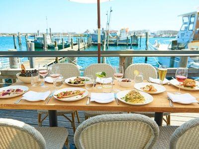 La Fin Kitchen & Lounge, a new Montauk