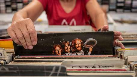 Infinity Records in Massapequa Park sells new and