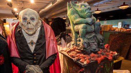 A first-look at the Beech Street Halloween pop-up