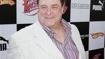 John Goodman on the red carpet at a