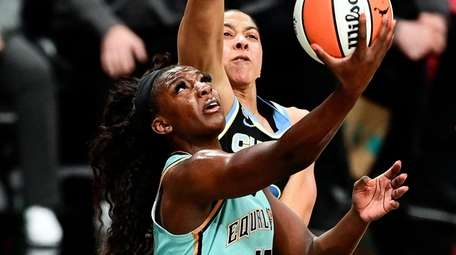 Liberty's Michaela Onyenwere is the fifth player to