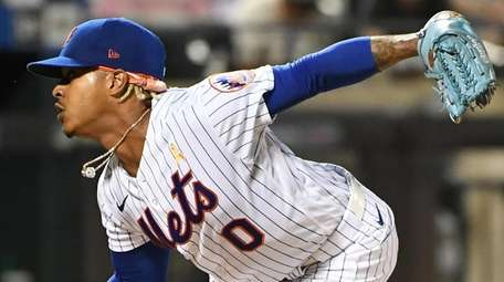 Mets starting pitcher Marcus Stroman against the St.