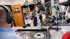 Station manager Ana Maria Caballo says she's boosted