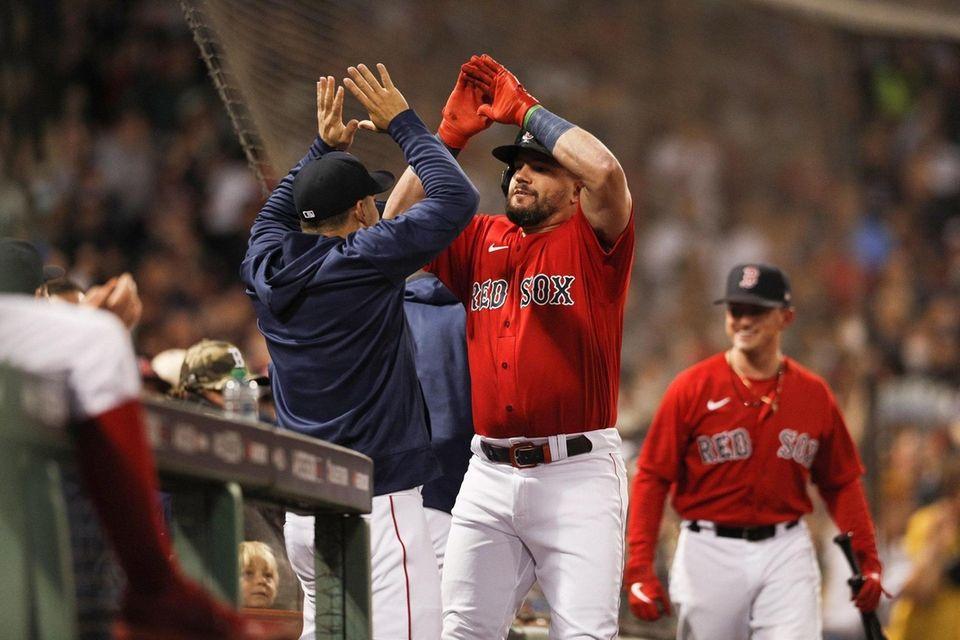 Mandatory Credit: Photo by CJ GUNTHER/EPA-EFE/Shutterstock (12525689v) Boston