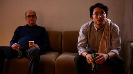 """Richard Jenkins and Steven Yeun star in """"The"""