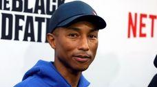 Pharrell Williams' Something in the Water music festival