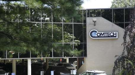 Comtech Telecommunications Corp., in Melville, makes emergency 911