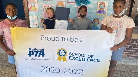 Plaza Elementary School in Baldwin was among those