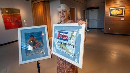 Silvia Maria Rey's art draws on her Cuban