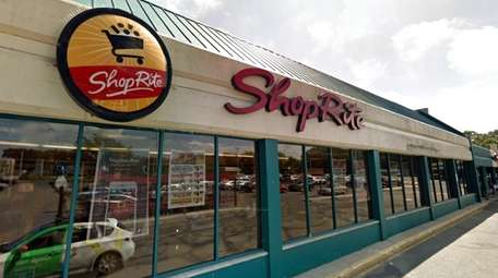 The ShopRite in West Babylon was open Thursday