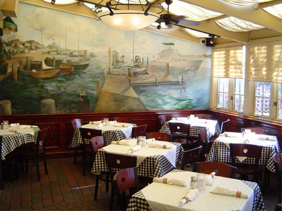 Runyon's Restaurant (3928 Merrick Rd., Seaford)ON THE CHILDREN'S