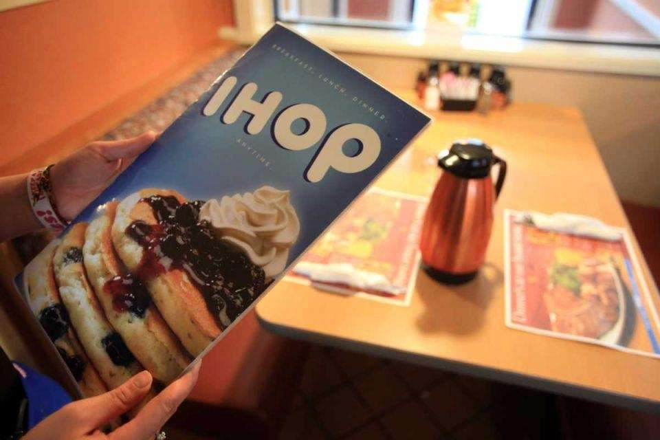 International House of Pancakes (IHOP), various locations*ON THE