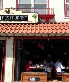 Spring started today at Gallo Restaurant in Patchogue,