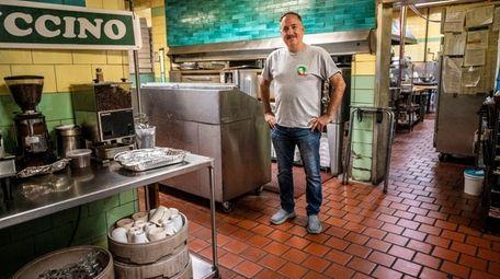 Frank Borrelli Jr. said his family's Italian restaurant