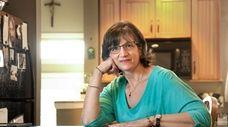 Denise Crean, in her Farmingville home on Oct.