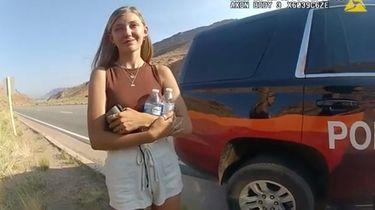 Gabby Petito appears in police body camera video