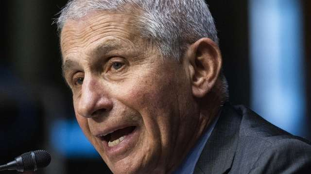 Dr. Anthony Fauci is director of the National