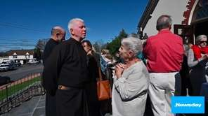 Father Edward Beck went on CNN in June