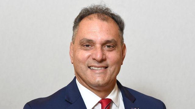 Oyster Bay Town Supervisor Joseph Saladino, a Republican,