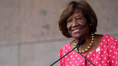 Dr. Hazel N. Dukes, President of the NAACP