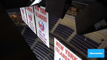 The next phase of construction at the Islanders'