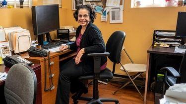 Alana Rosenstein, Mid-Island Y JCC's director of senior
