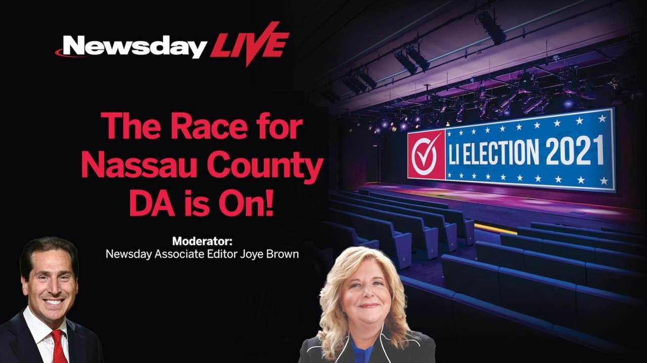 Hear what the candidates running for Nassau County