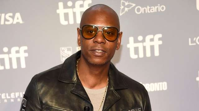 Actor-comedian Dave Chappelle came under fire for his