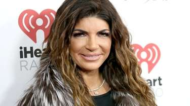 """""""The Real Housewives of New Jersey"""" star Teresa"""