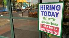 A tight hiring market on Long Island may