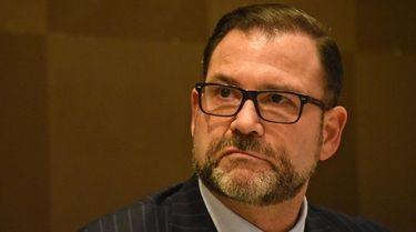 Adam Barsky, chairman of the Nassau Interim