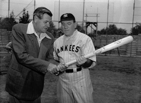 quot;The Babe Ruth Storyquot; (1948) -- William Bendix
