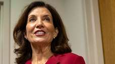 Gov. Kathy Hochul said the new funding will