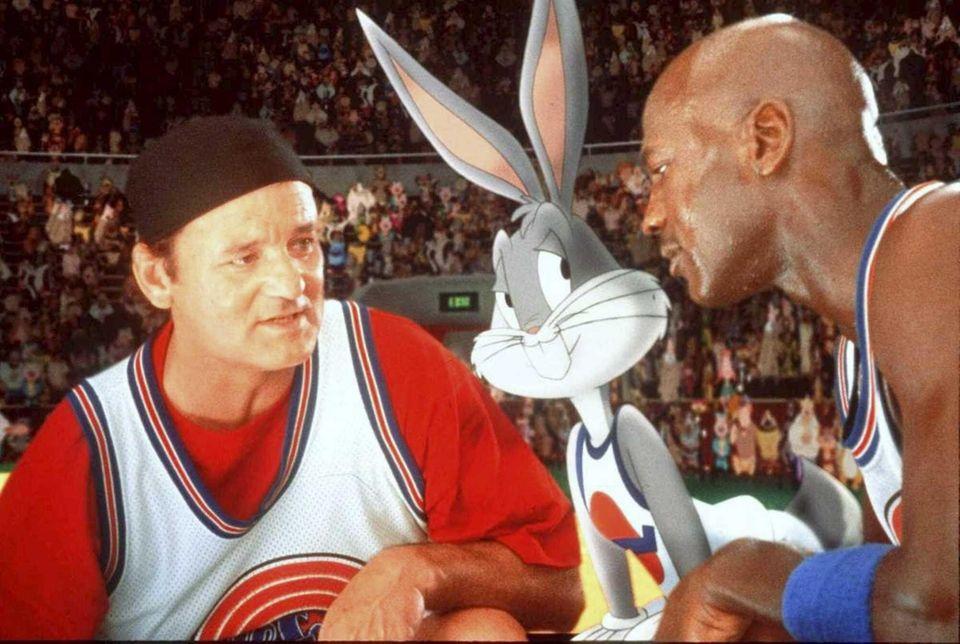 Michael Jordan in
