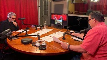 Michael Imperioli, left, and Steve Schirripa, have now