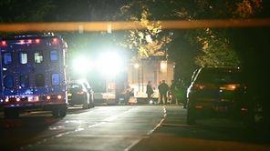 Meghan Kiefer, 27, of Coram, was found lying