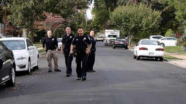 Nassau County Police Commissioner Patrick Ryder said officers