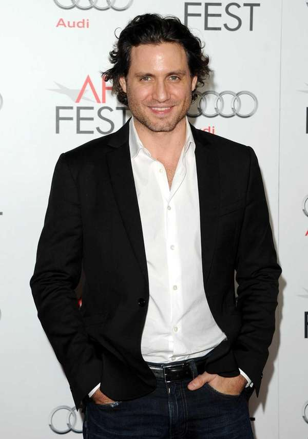 "Edgar Ramirez arrives at the ""Zaytoun"" screening"