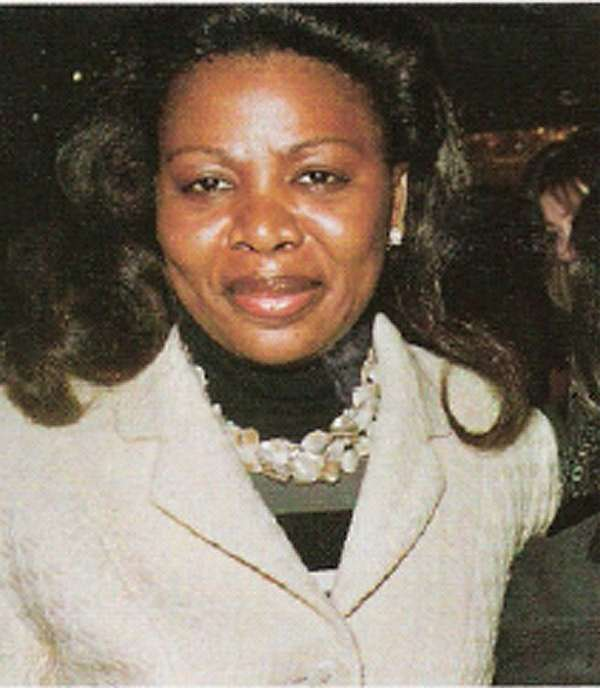 Undated photo of Helene Michel, who prosecutors say