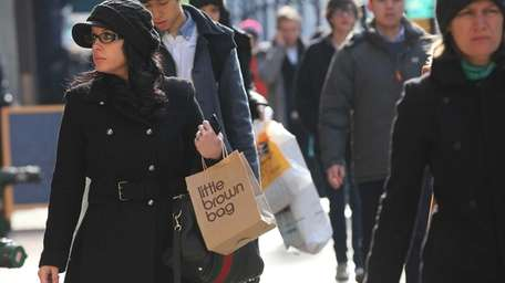 Retailers follow confidence indexes because they can signal