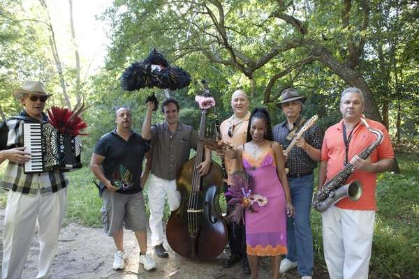 The band Hoodoo Loungers will be performing jazz,