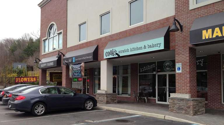 The new Cook's Scratch Kitchen & Bakery in