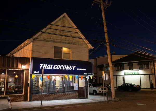 Thai Coconut in Wantagh. (March 30, 2013)