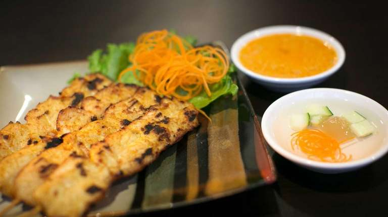 Thai Coconut, Wantagh: A simply but tastefully appointed