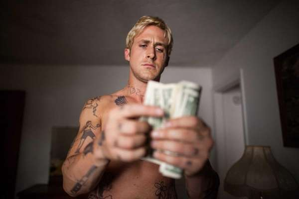 Ryan Gosling in quot;The Place Beyond the Pines.quot;